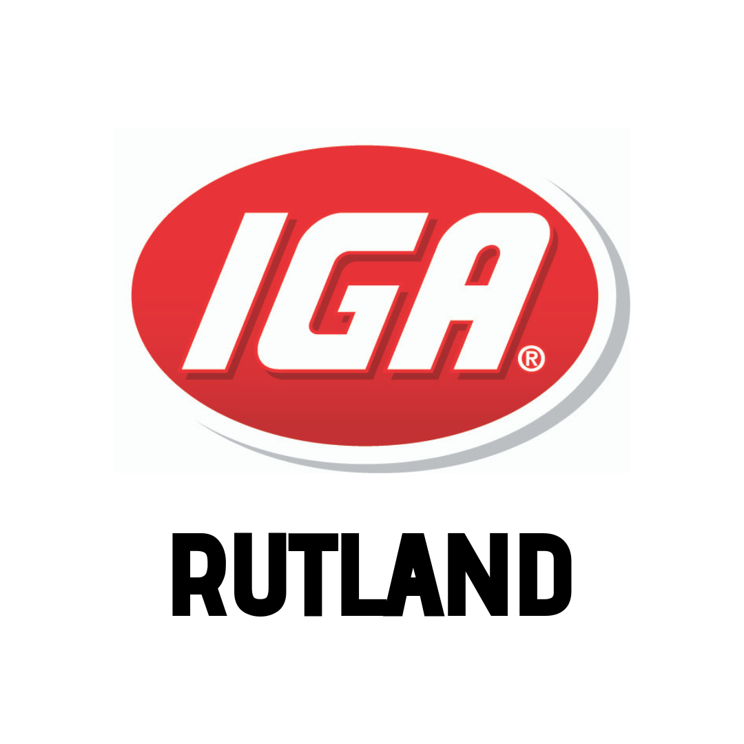Big White grocery delivery and pre-order partner IGA Rutland logo