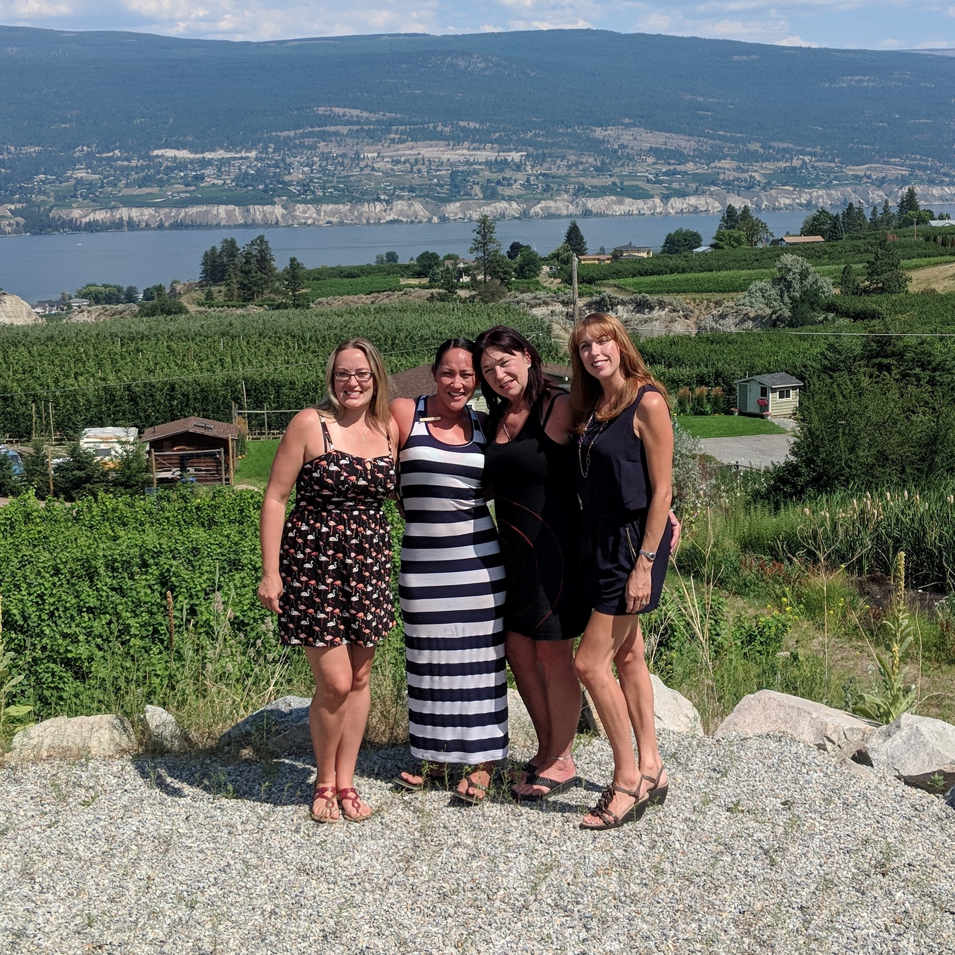 Guided Summerland Wine Tour Bottleneck Drive